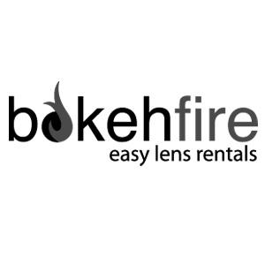 Bokeh Fire